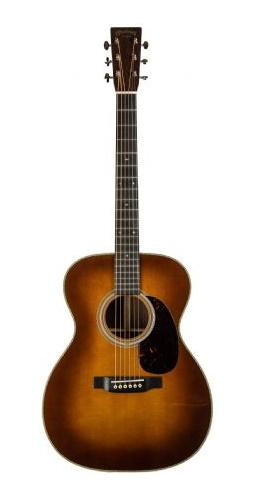 000-28 Ambertone Re-imagined Guitar: Acoustic Guitar