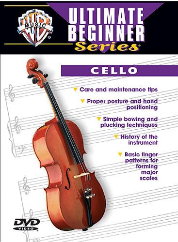 Ultimate Beginner: Cello: Cello: Instrumental Tutor