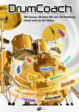 DrumCoach: Drum Kit: Instrumental Tutor