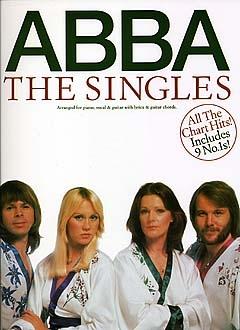 ABBA: ABBA - The Singles: Piano Vocal Guitar: Artist Songbook