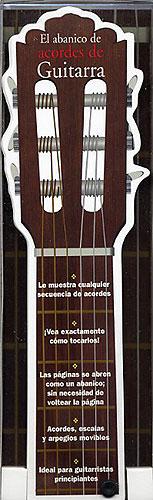 El Abanico De Acordes De Guitarra: Guitar: Instrumental Reference