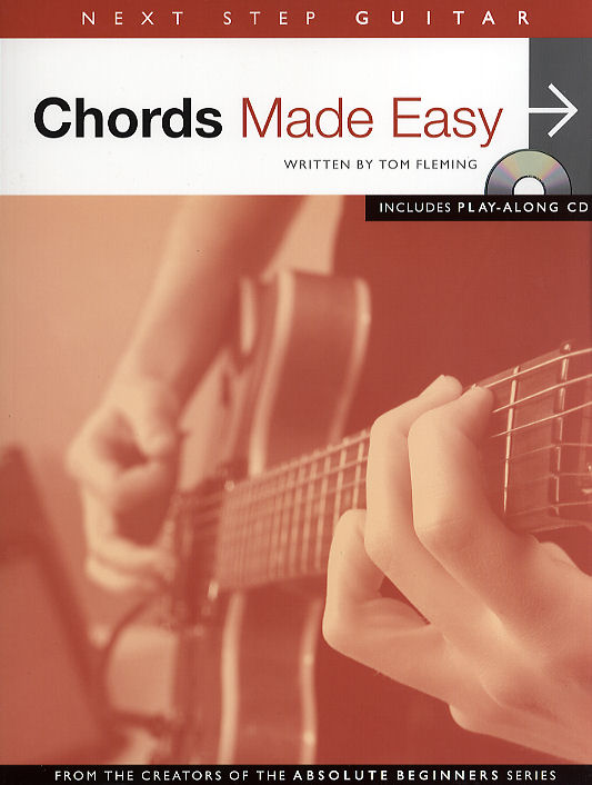 Next Step Guitar Chords Made Eas: Guitar: Instrumental Tutor
