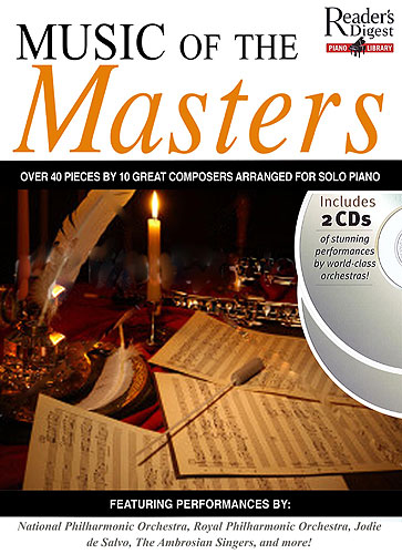 Music Of The Masters: Piano: Vocal Album
