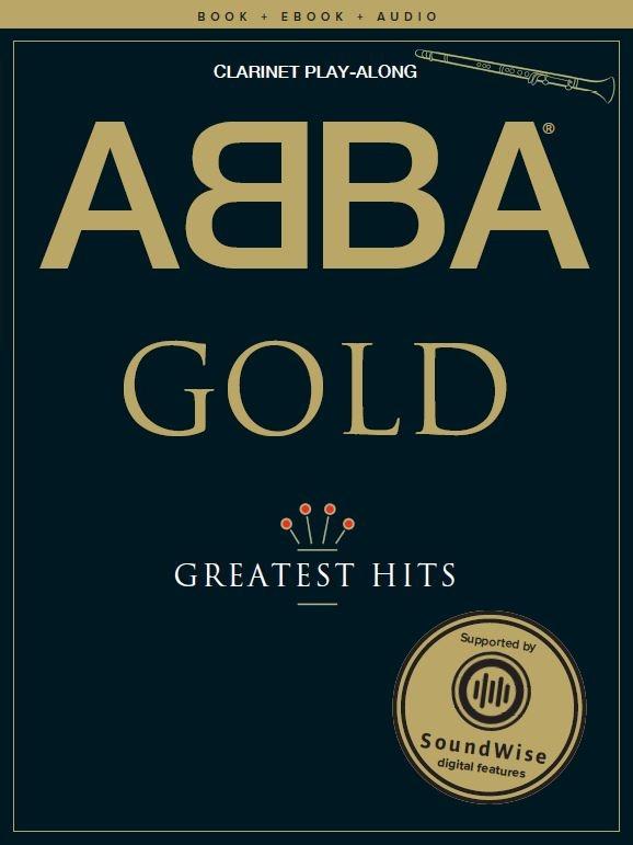 ABBA: ABBA Gold: Clarinet Playalong: Clarinet: Instrumental Album