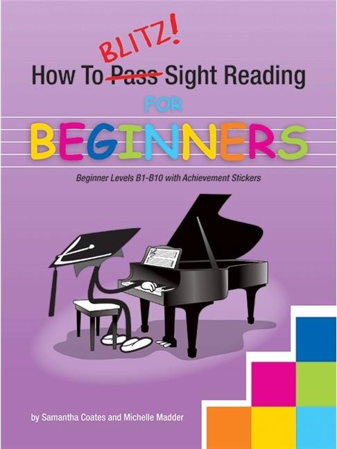 How To Blitz! Sight Reading Beginner: Piano: Theory