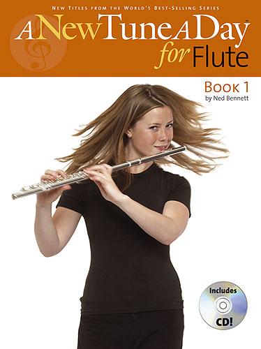John Bennett: A New Tune A Day: Flute - Book 1: Flute: Instrumental Tutor