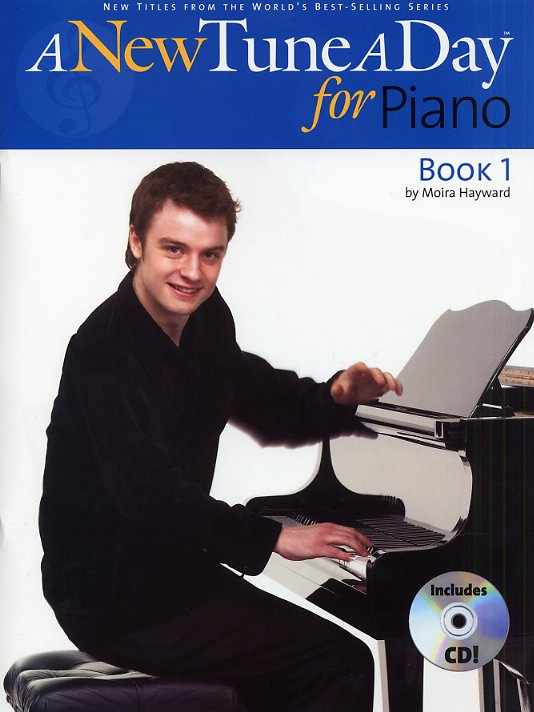 Moira Hayward: A New Tune A Day: Piano - Book 1: Piano: Instrumental Tutor