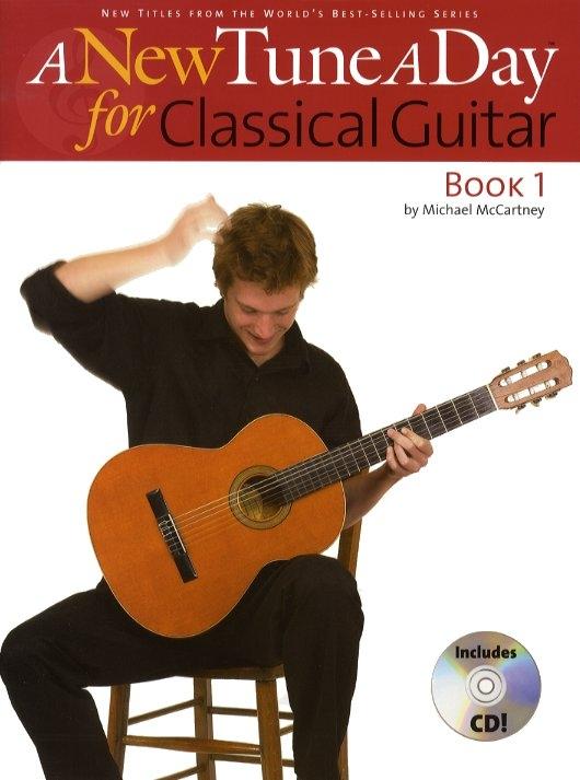 Michael McCartney: A New Tune A Day: Classical Guitar - Book 1: Classical