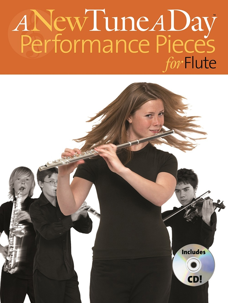 A New Tune A Day: Performance Pieces: Flute: Instrumental Album