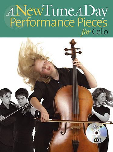 A New Tune A Day: Performance Pieces: Cello: Instrumental Album
