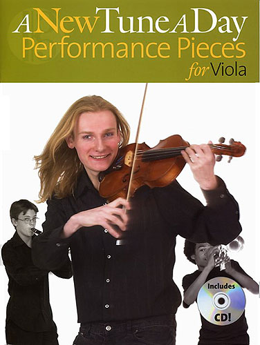 A New Tune A Day: Performance Pieces: Viola: Instrumental Album