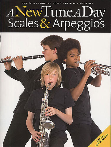 A New Tune A Day: Scales & Arpeggios: Theory