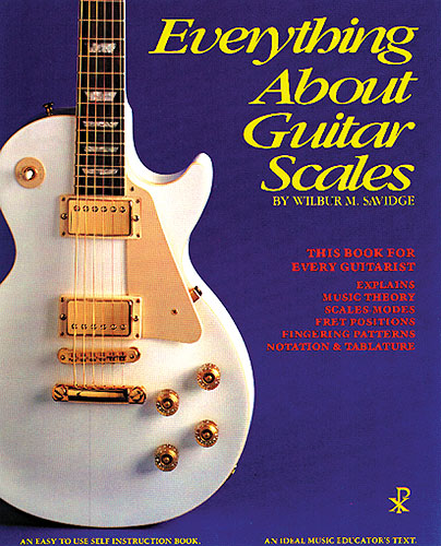 William M Savidge: Everything About Guitar Scales: Guitar: Instrumental