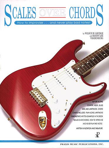 Scales Over Chords: Guitar: Instrumental Tutor