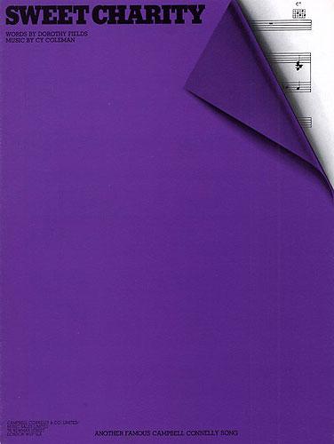 Cy Coleman: Sweet Charity: Piano Vocal Guitar: Single Sheet