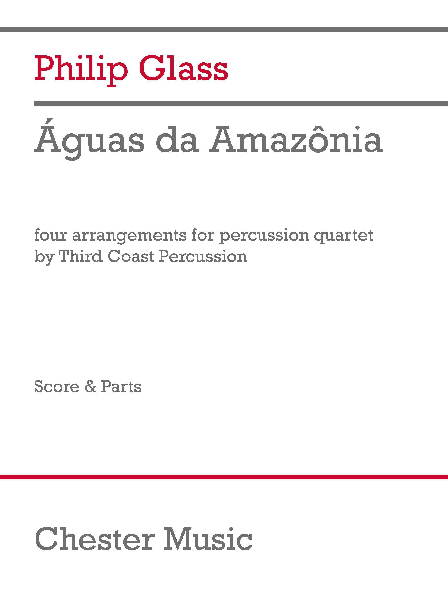 Philip Glass: Águas da Amazônia