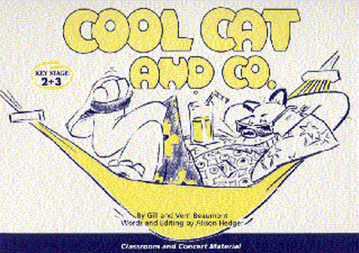 Gill Beaumont Vern Beaumont: Cool Cat and Co.: Descant Recorder: Instrumental