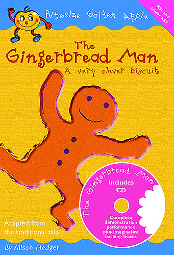 Bitesize Golden Apple: The Gingerbread Man (A Very Clever Biscuit)