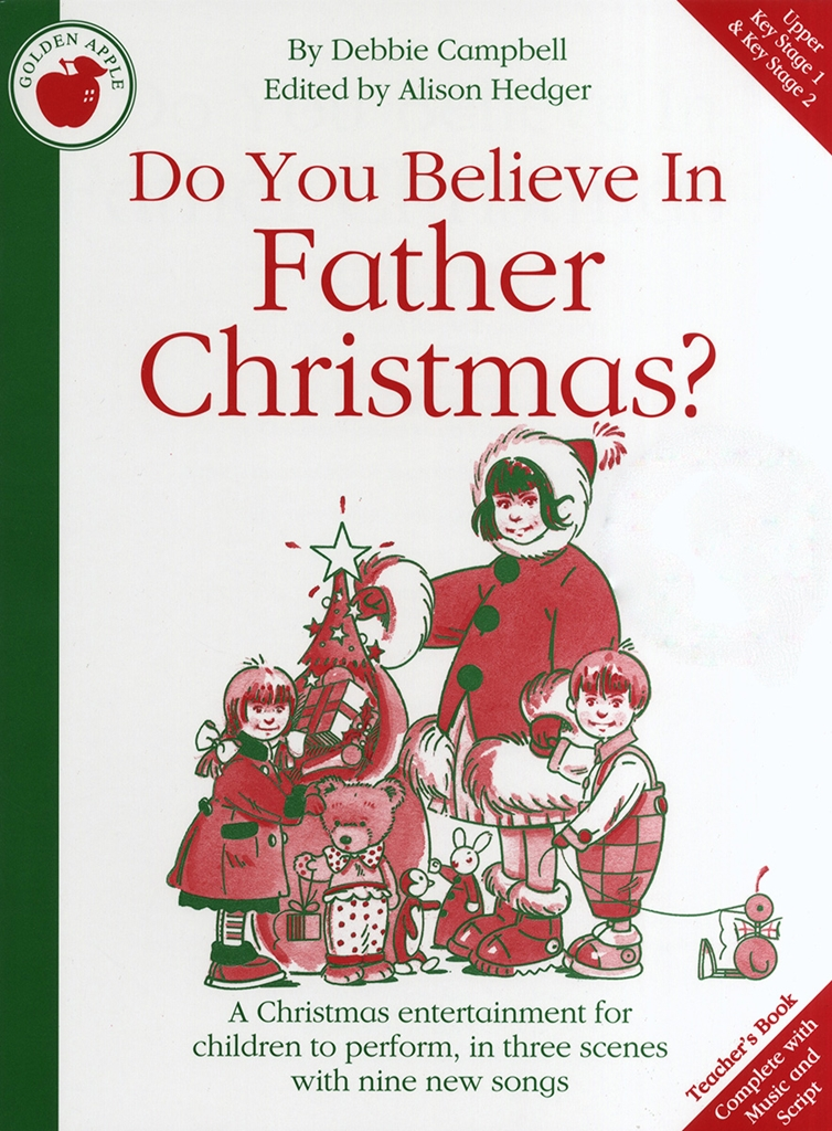 Debbie Campbell: Do You Believe In Father Christmas?: Piano Vocal Guitar:
