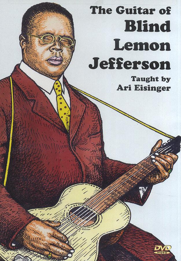 Blind Lemon Jefferson: The Guitar Of Blind Lemon Jefferson: Guitar: Instrumental