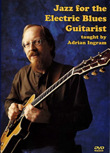 Adrian Ingram: Jazz For The Electric Blues Guitarist: Guitar: Instrumental Work