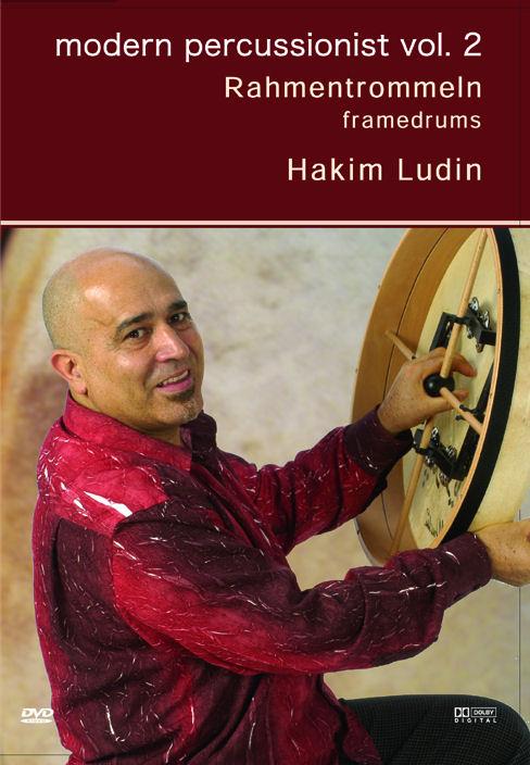 Hakim Ludin: Modern Percussionist Vol. 2: Percussion: Instrumental Tutor