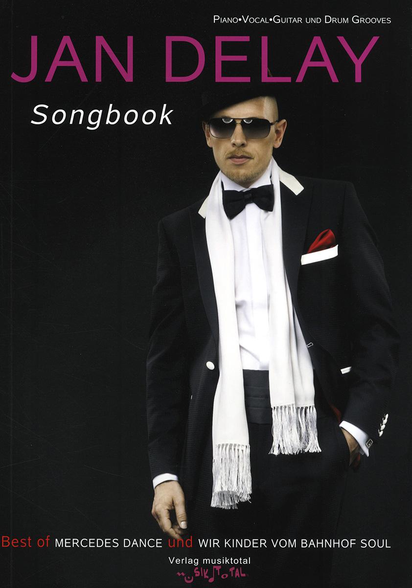 Jan Delay: Jan Delay: Songbook: Piano Vocal Guitar: Artist Songbook