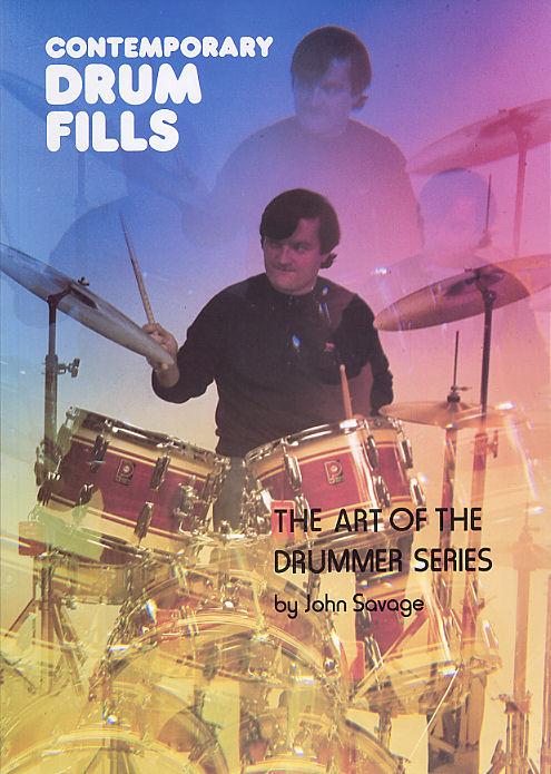 John Savage: Contemporary Drum Fills: Drum Kit: Instrumental Tutor