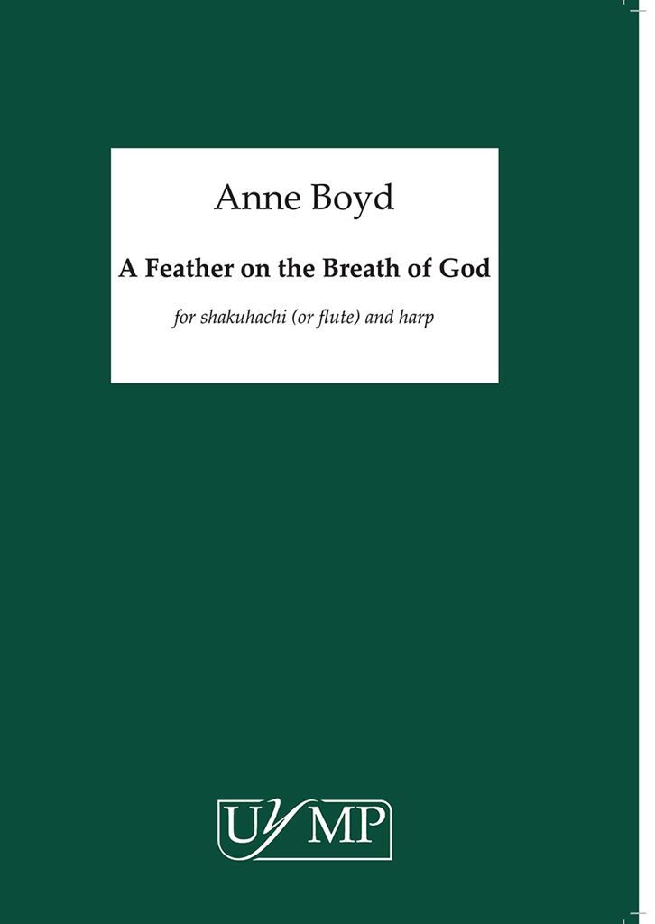 Anne Boyd: A Feather on the Breath of God: Shakuhachi: Parts