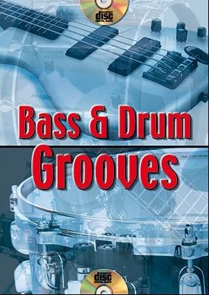 David Johnson Peter Safran: Bass & Drum Grooves: Mixed Duet: Instrumental Tutor