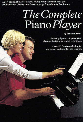 Kenneth Baker: The Complete Piano Player: Omnibus Compact Edition: Instrumental