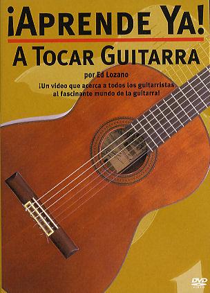 ¡Aprende Ya! A Tocar Guitarra: Guitar: Instrumental Tutor