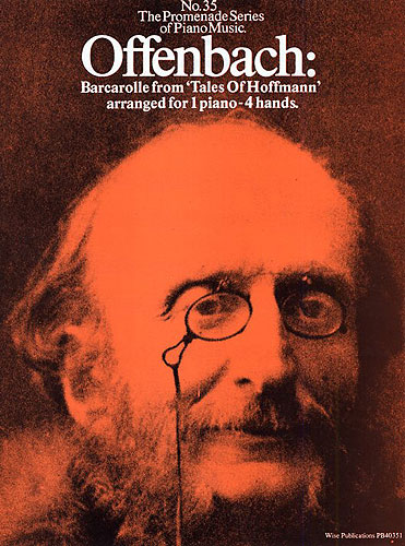 Jacques Offenbach: Barcarolle From