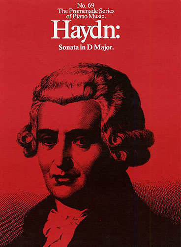 Franz Joseph Haydn: Sonata In D Major: Piano: Instrumental Work