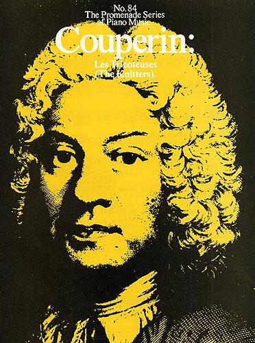 François Couperin: Les Tricoteuses: Piano: Instrumental Work