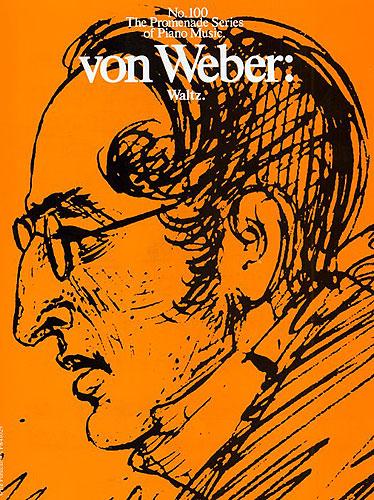 Carl Maria von Weber: Waltz - Well Tempered Clavier Book 2 No. 12: Piano: