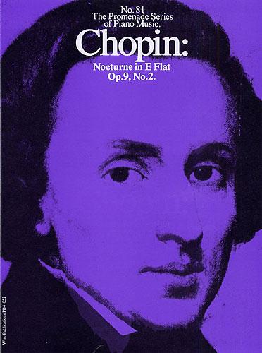Frédéric Chopin: Promenade Series No. 81: Piano: Instrumental Work
