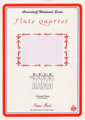 Hugh Cannon: Bill Bailey For Flute Quartet: Flute Ensemble: Instrumental Work