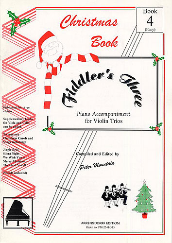 Peter Mountain: Fiddler