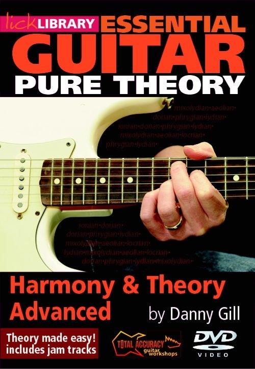 Danny Gill: Essential Guitar - Pure Theory: Guitar: Instrumental Tutor
