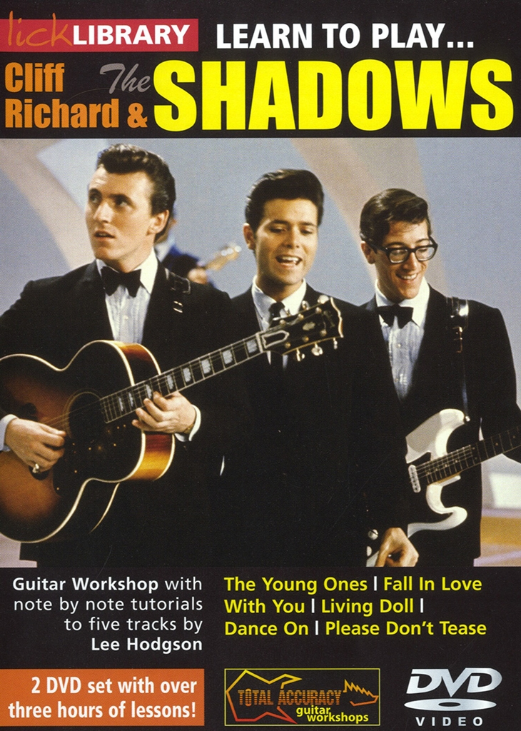 Cliff Richard The Shadows: Learn To Play Cliff Richard And The Shadows: Guitar: