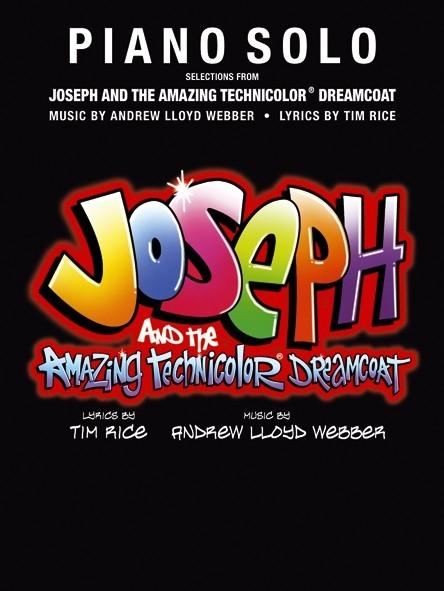 Joseph & the Amazing Techn/Dream Piano (Piano Solo)