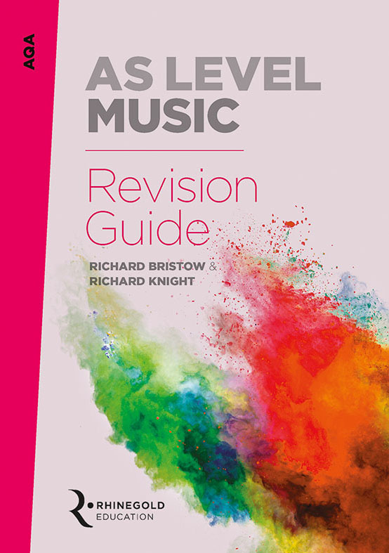 AQA AS Level Music Revision Guide: Reference