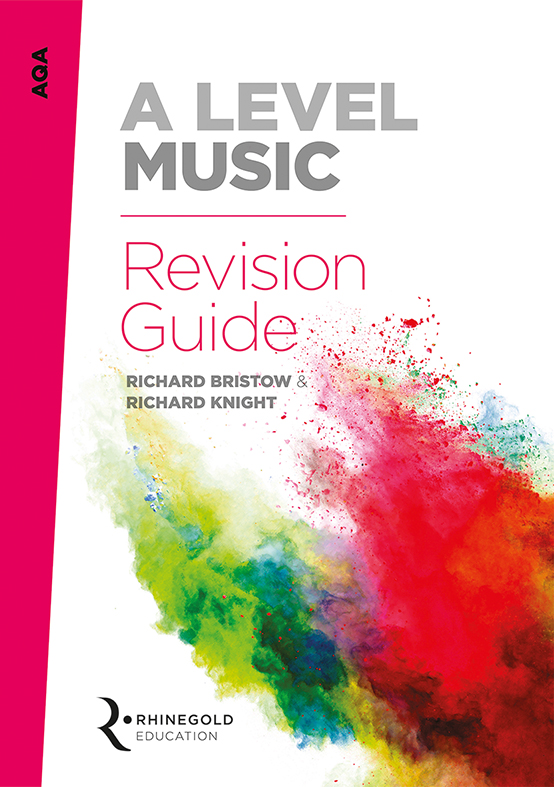 AQA A Level Music Revision Guide: Reference