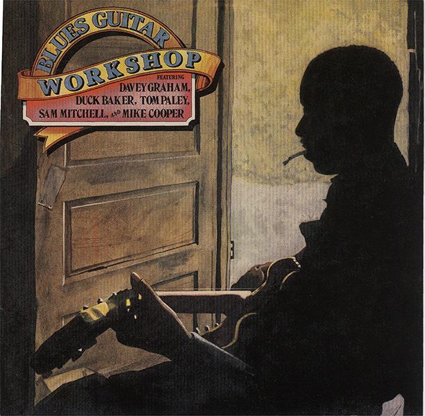 Blues Guitar Workshop: Recorded Performance