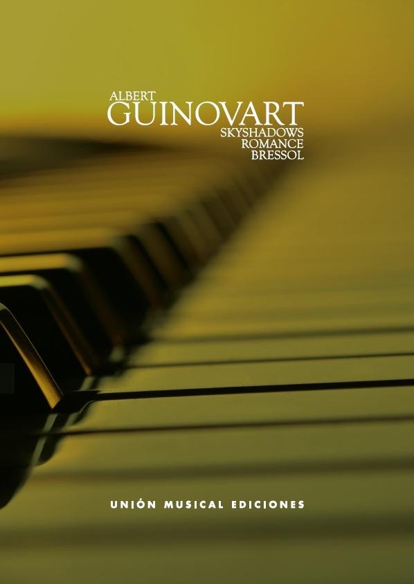 Albert Guinovart: Skyshadows: Piano: Instrumental Work