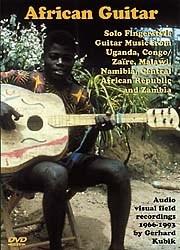 African Guitar DVD: Guitar: Instrumental Album