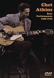 Chet Atkins: Rare Performances 1955-1975 DVD: Guitar: Instrumental Album
