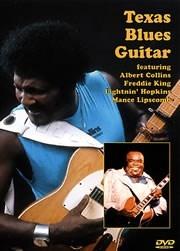 Albert Collins Mance Lipscomb: Texas Blues Guitar - DVD: Guitar: Instrumental