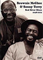 Brownie McGhee Sonny Terry: Red River Blues DVD: Guitar: Instrumental Album